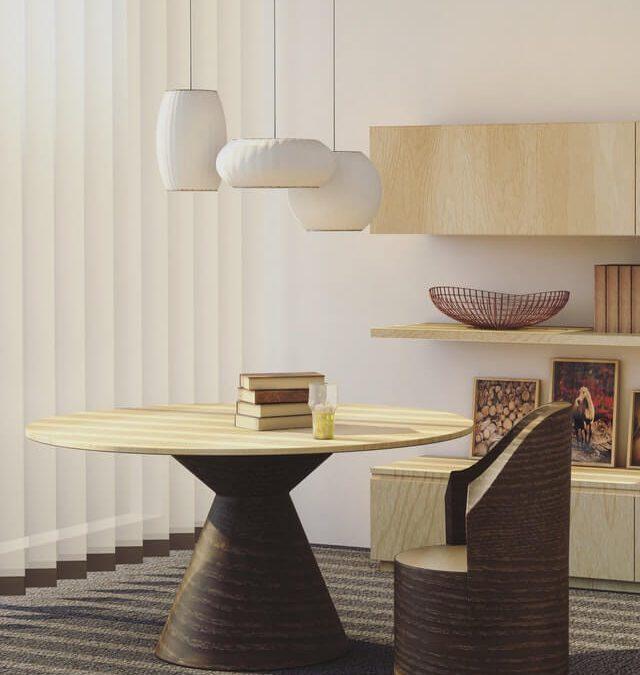 4 tips voor het creatief gebruiken van hout in je interieur