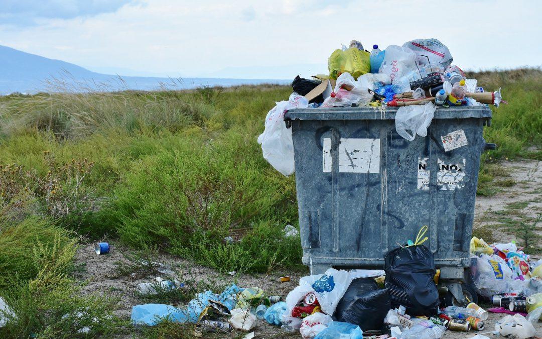 Wat mag er allemaal bij plastic afval?