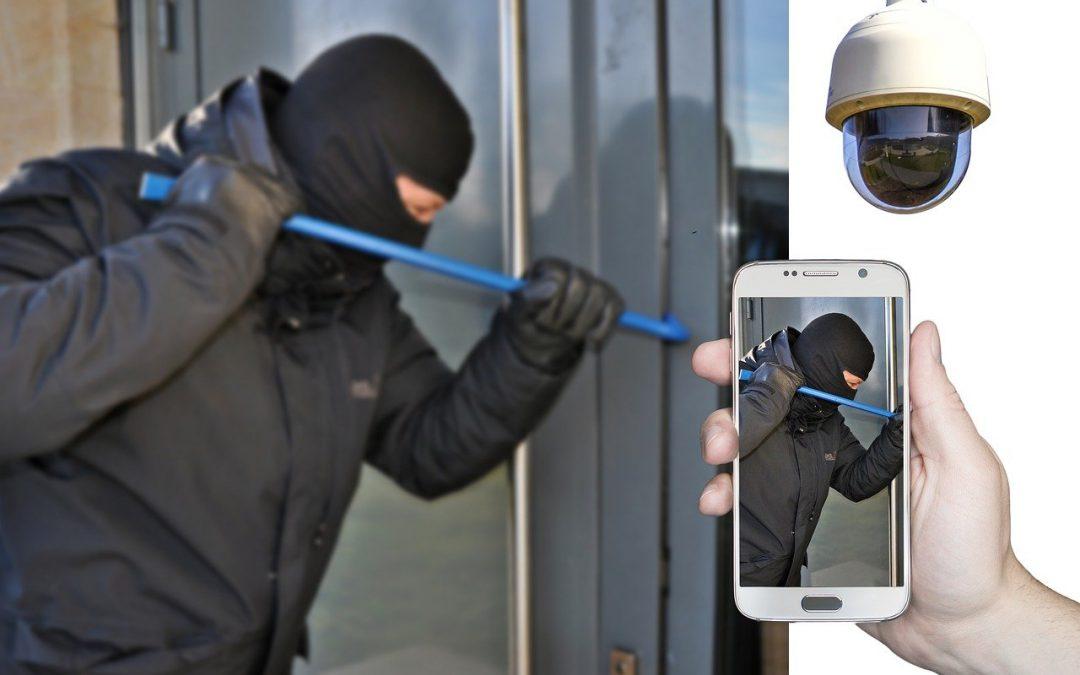Je huis beveiligen op vier manieren